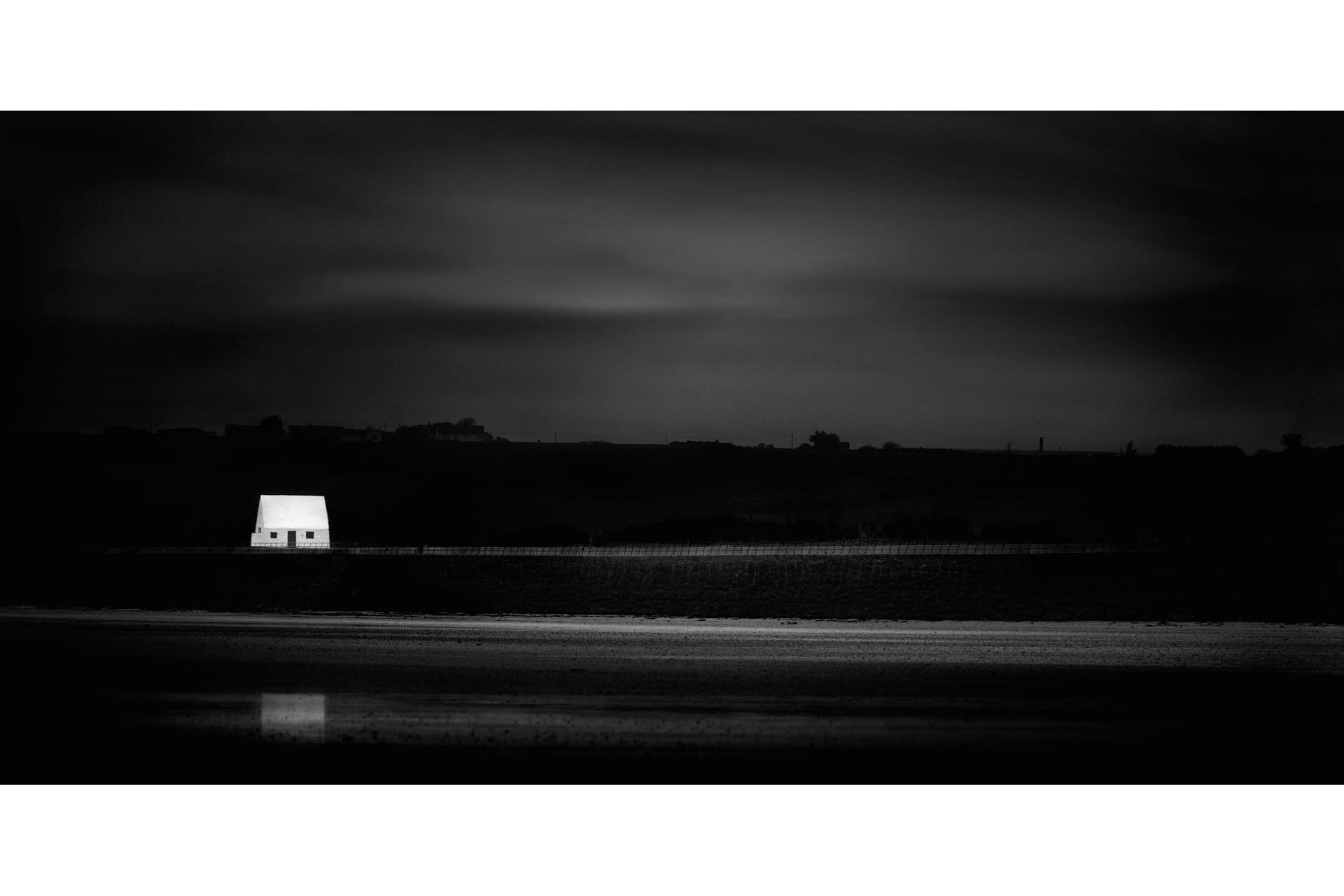 Dark White House, St Ouen's Bay