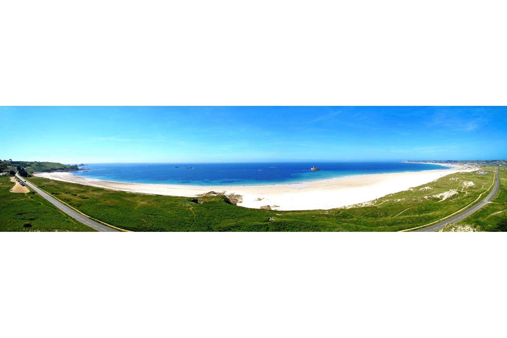 St Ouen's Bay Panoramic